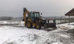 Odśnieżanie wywóz śniegu